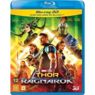 Thor 3: Ragnarok 3D (Blu-ray)