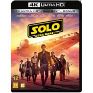 Solo: A Star Wars Story (UHD Blu-ray)