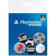 Playstation Classic – Badge Pack