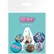 Hatsune Miku Mix – Badge Pack