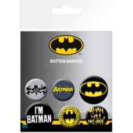 Batman Comic Mix – Badge Pack