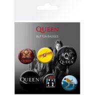 Queen Mix – Badge Pack