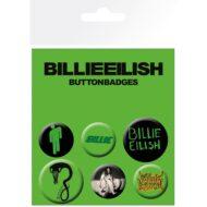 Billie Eilish Mix – Badge Pack