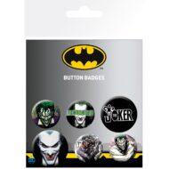 DC Comics Joker Ross – Badge Pack