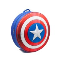 Captain America – Caps Shield Kids Molded Backpack