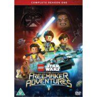 LEGO Star Wars The Freemakers Adventures Season 1 DVD