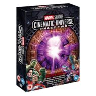 Marvel Studios Cinematic Universe Phase Two DVD
