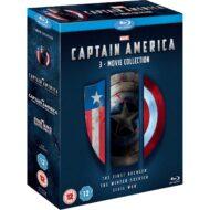 Captain America Civil War 1-3 Triplepack (Blu-ray)