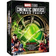Marvel Studios Cinematic Universe Phase Three Part One (Blu-ray)
