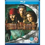 Pirates of the Caribbean: Dead Mans Chest (Blu-ray)