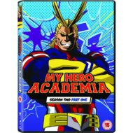 My Hero Academia Season 2 Part 1 DVD