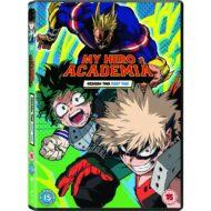 My Hero Academia Season 2 Part 2 DVD