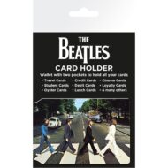 The Beatles Abbey Road – Card Holder