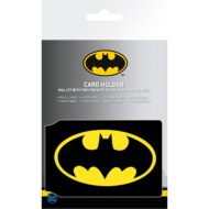 Batman Comic Logo – Card Holder