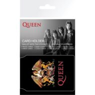 Queen Colour Crest – Card Holder