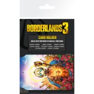 Borderlands 3 Keyart CARD HOLDER