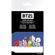 BT21 Characters Stack – Card Holder