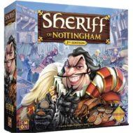 Sheriff of Nottingham 2nd ed.