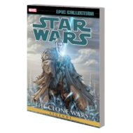 Star Wars Legends Epic Collection Clone Wars  Vol 02