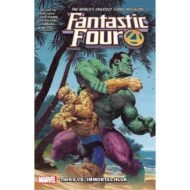 Fantastic Four  Vol 04 Thing Vs Immortal Hulk