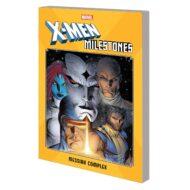 X-men Milestones  Messiah Complex