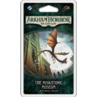Arkham Horror LCG: Dunwitch Legacy 2 – Miskatonic Museum
