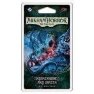 Arkham Horror LCG: Dunwitch Legacy 5 – Undimensioned & Unseen