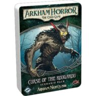 Arkham Horror LCG: Standalone – Curse on the Rougarou