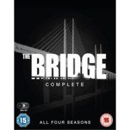 The Bridge Season 1-4 DVD