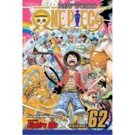 One Piece Vol 62