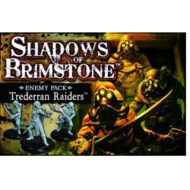 Shadows over BrimstoneTrederran Raiders enemy viðbót