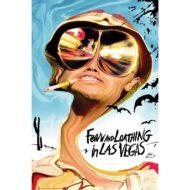 Fear and Loathing in Las Vegas Key Art – Maxi Poster