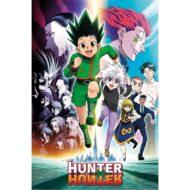 Hunter X Hunter Keyart Running – Maxi Poster