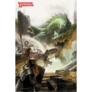 Dungeons & Dragons Adventure – Maxi Poster