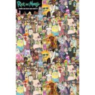 Rick and Morty Wheres Rick – Maxi Poster