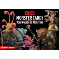 D&D Monster Cards: Volo's Guide to Monster