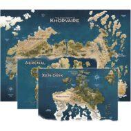 D&D Eberron: Map Set