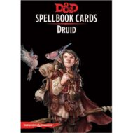 D&D Spellbook Cards: Druid