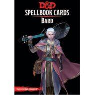 D&D Spellbook Cards: Bard