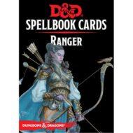 D&D Spellbook Cards: Ranger
