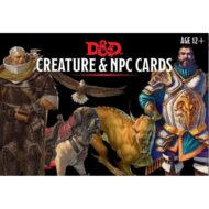 D&D Monster Cards: Creature & NPC Cards