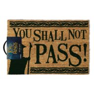 The Lord Of The Rings (You Shall Not Pass) Doormat