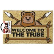 Star Wars (Welcome To The Tribe Ewok) Doormat