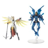 Overwatch Ultimates Action Figure Dual Packs Wave 1 – Mercy And Pharah