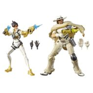 Overwatch Ultimates Action Figure Dual Packs Wave 2 – Mccree And Posh Tracer