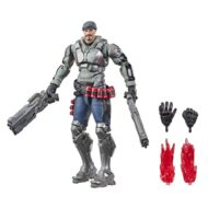 Overwatch Ultimates 6-inch Action Figures Wave 1 – Blackwatch Reyes