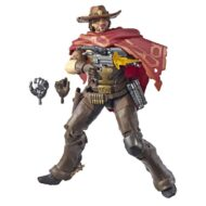 Overwatch Ultimates 6-inch Action Figures Wave 2 – McCree