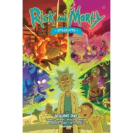 Rick And Morty Presents  Vol 01