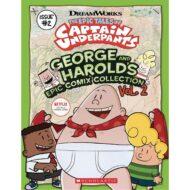 Epic Tales Capt Underpants Vol 02 George & Harolds Comix
