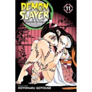 Demon Slayer Kimetsu No Yaiba Vol 11